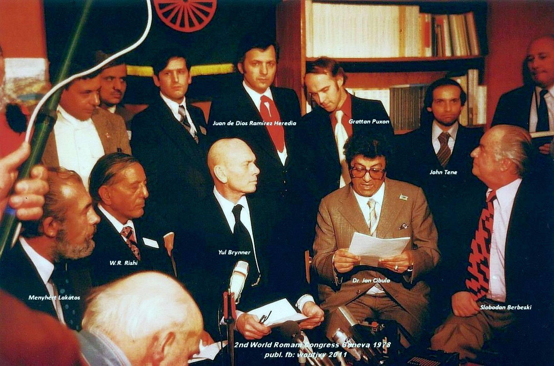 Romani-Kongress 1978